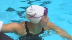 Local swimmer MacNeil setting sights on Olympics