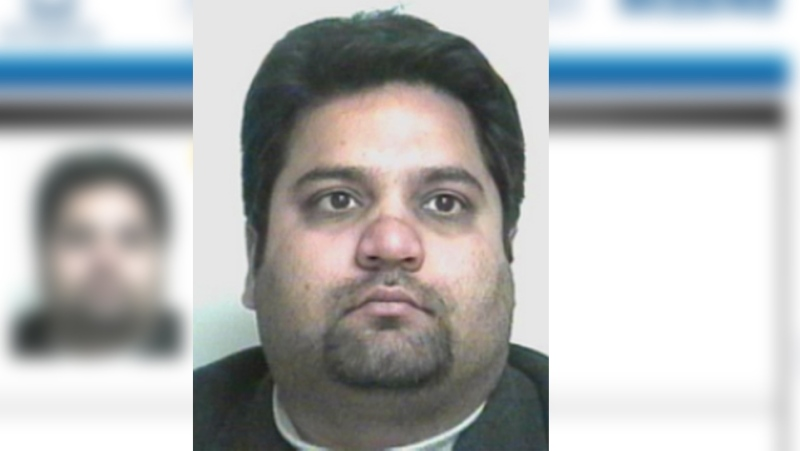 Ashley Max Domenic Pereira was 33 when he went missing from Mississauga, Ont. in 2002. (Source: Interpol)