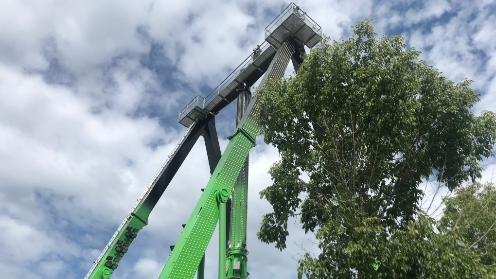 Gear box failure means Playland ride won't be open in time for start of PNE