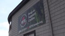 Veterans drop in support centre
