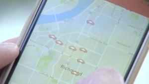 underground ride-hailing app