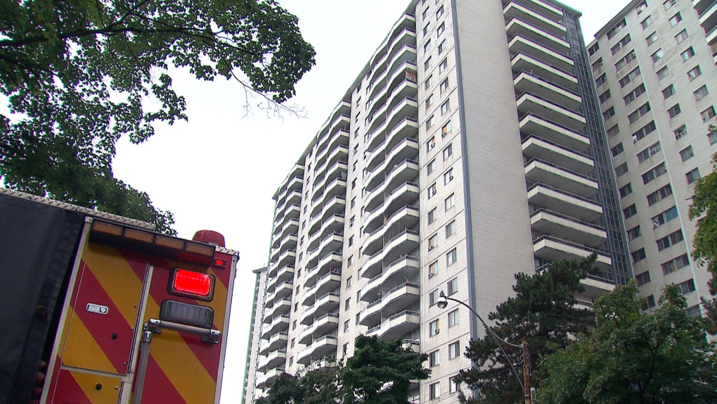 Displaced residents of 650 Parliament will be able to return home in March