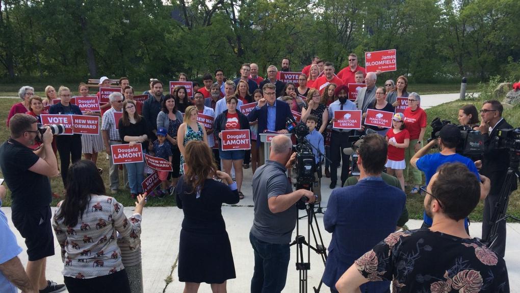 Manitoba Liberals environment plan cornerstone of election campaign