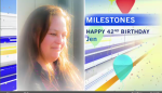 Birthdays and special occasions for August 14, 2019