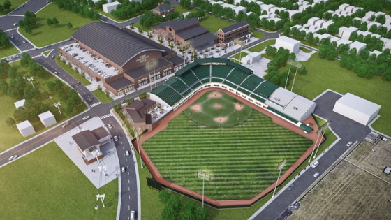 The Prospects vision for the future of Re/Max field includes a micro brewery, fitness facility and a gondola. (Twitter)