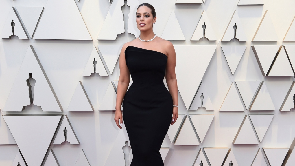 Ashley Graham Teases Photo Of Newborn Baby
