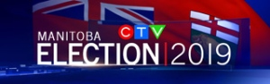 Manitoba Election 2019 button