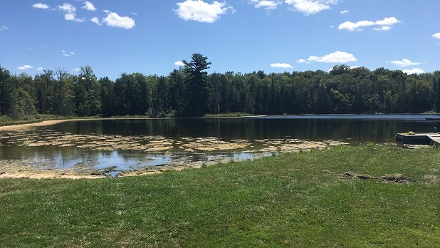 Search and recovery in private lake