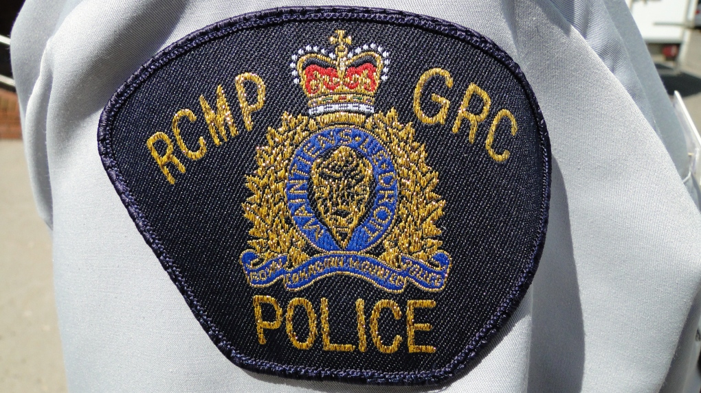 RCMP badge file