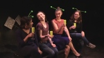 Young Company combine activism and entertainment