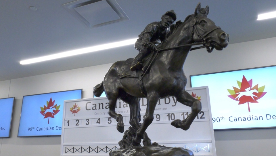 The 2019 Canadian Derby is set for its new home at Century Mile Park.