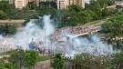 Canadians fear escalation in Hong Kong