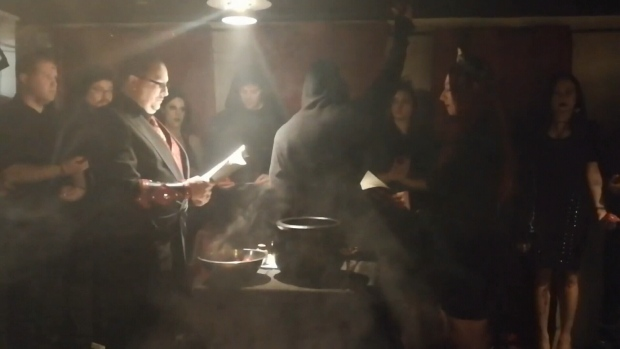 Satanic Temple ceremony a first-of-its-kind in Ottawa
