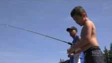 Sawatsky Sign-Off- Fishing Buddies