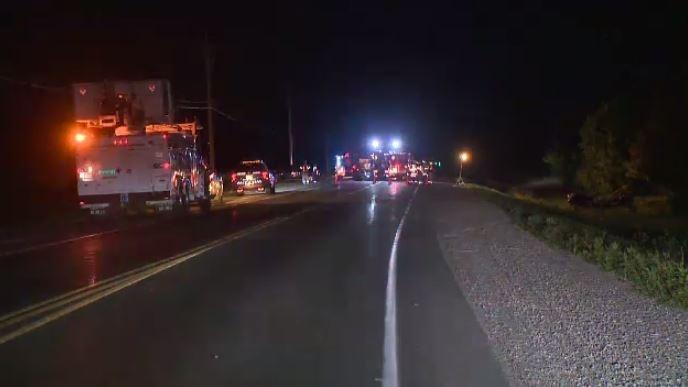 One dead after single-vehicle crash