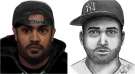 Police have released composite sketches of the suspect in three separate sexual assaults. (Toronto police)