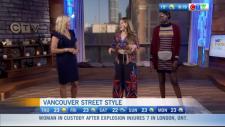 Canadian street style from coast to coast