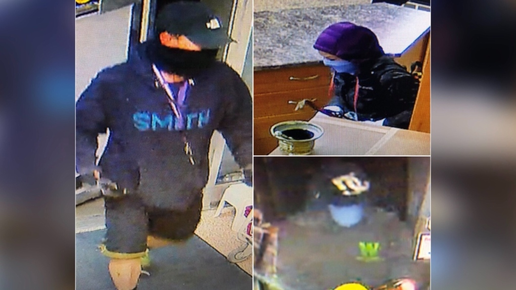 Lusland pharmacy theft suspects
