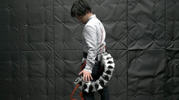 Robot tail