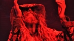 Rob Zombie performs at Budweiser Gardens in London, Ont. on Wednesday, Aug. 14, 2019. (Jim Hayes / CTV London)