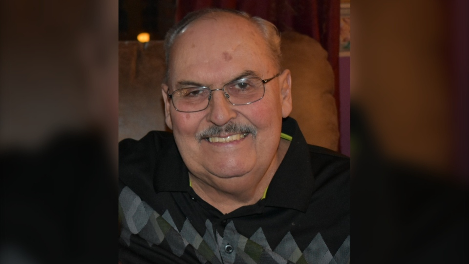 Conrad Larocque of Blezard Valley passed away Wednesday, August 14, 2019. (Supplied)