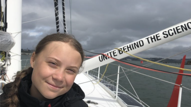 Greta Thunberg invited to the National Assembly