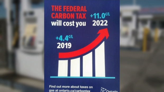 Sticking it to the federal carbon tax
