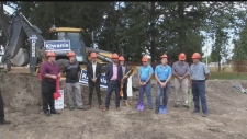 Work begins on North Bay's accessible playground