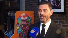 Kimmel says he's coming to Dildo, N.L.