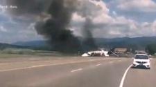 Dale Earnhardt Jr. and family survive plane crash