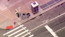 Police probe 'suspicious' device in New York City