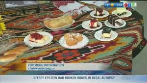 Ukraine-Kyiv Pavilion launches new snack menu