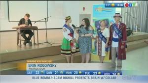 Ukraine-Kyiv Pavilion hosts 800 performers