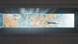 Sky-high pool: Glass-bottom amenity makes a splash