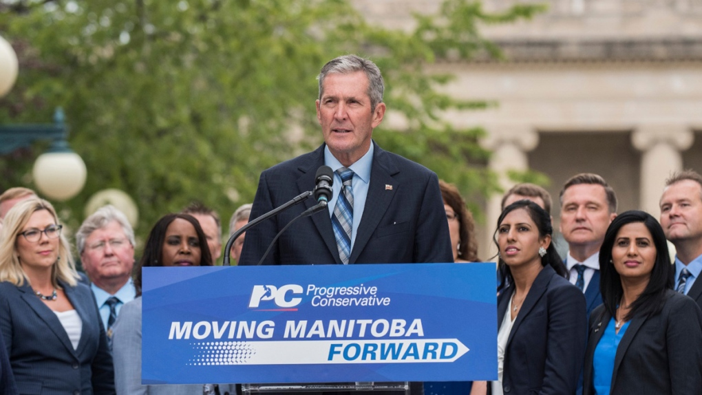Attack ads on simmer: Manitoba election campaign more about issues than scandal