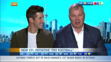 CFL initiative Try Football