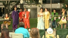 Campfire event showcases local youth talent