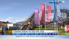 Preview of the PNE fair