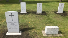 New Headstones