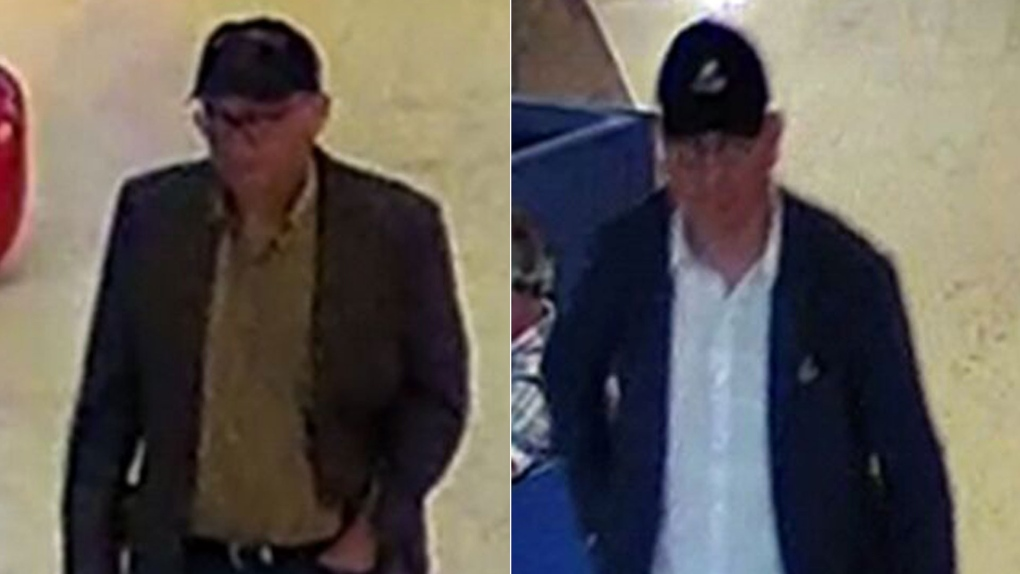 Suspects sought after belongings of tourists stolen in Toronto