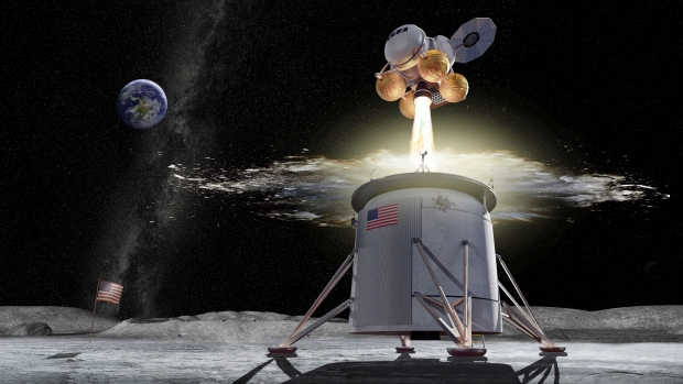 NASA chief announces Alabama facility as moon spacecraft headquarters