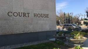Court of Queen's Bench in Regina. (File image)