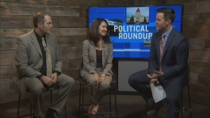 Sean Leslie and Matt Young provide analysis of the week's top political news.