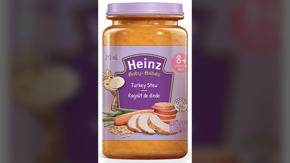 Heinz turkey stew