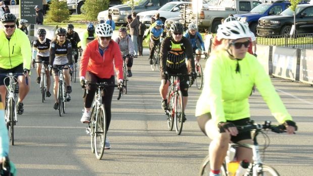 calgary, ride to conquer cancer, bicycle, sundre,