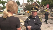 Newsmaker; Jack Burt, Acting Deputy Fire Chief