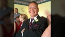 Paul Prestbakmo, 45, was killed in what homicide investigators believe was an unprovoked attack in Surrey.