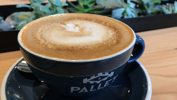 For years, Pallet Coffee Roasters has been feeding Vancouver's addiction to coffee. Now, facing an eviction, order they're on the ropes.