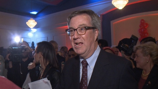 """""""This is my first day as an openly gay man"""", Mayor Jim Watson comes out as gay"""