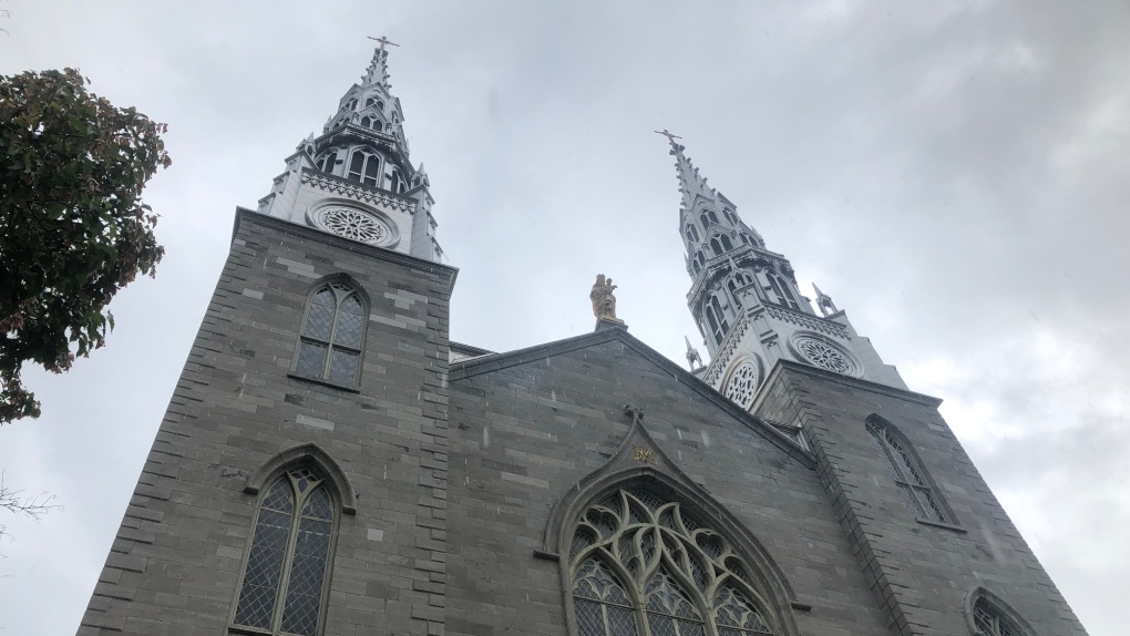 Ottawa's first Black Mass has protesters seeing red